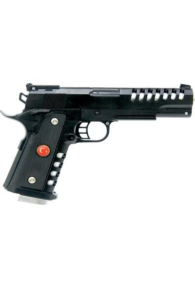 Prestij Gun Power Poşetli Boncuk Atan Tabanca