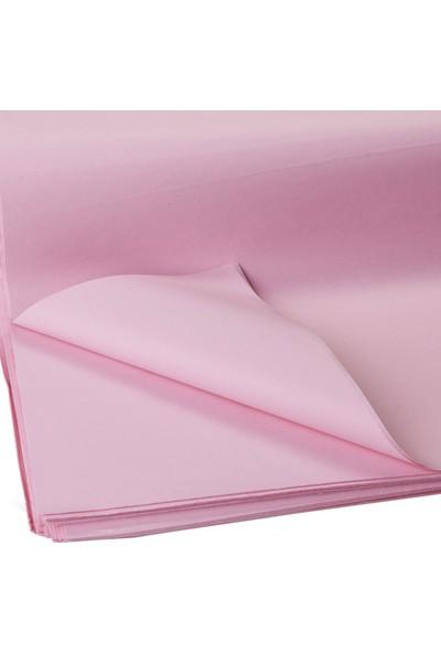 REVE REKLAM Açık Pembe 50 x 70 cm Pelur Kağıt 10 Adet