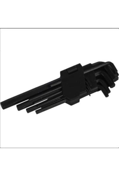 Bul-Max Uzun Allen Anahtar Seti 1.5-10 mm