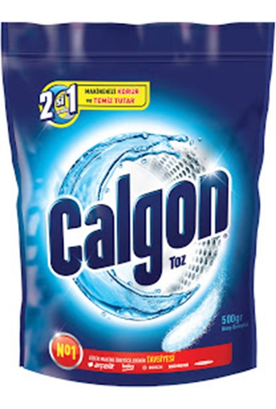 Calgon 500 gr - 18'li