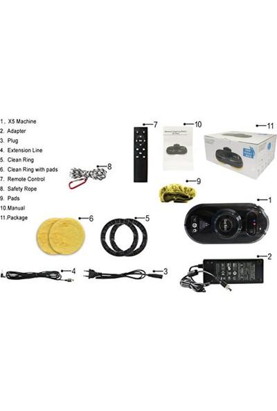 Cop Rose X5P Cam Pencere Temizleme Silme Robotu (Yurt Dışından)