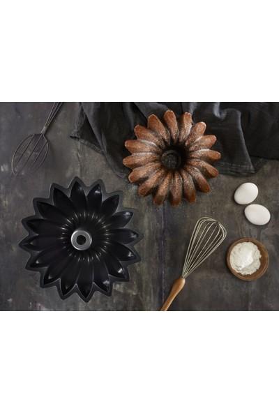 Any Home New Wave Titanium Artistan Bakeware Kuvars 24 cm