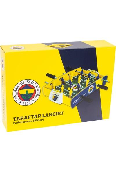 Akçiçek Fenerbahçe Lisanslı Ahşap Taraftar Langırt Oyunu
