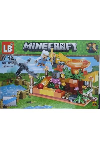 Yeni Sepetim Minecraft My World 227 Parça LEGO Seti - LB539-A