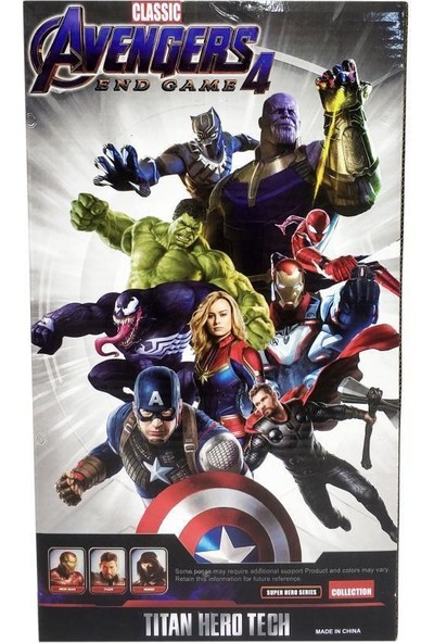 Yeni Sepetim Avengers Sesli Aquaman Figür Oyuncak - 8818-5-AQUAMAN