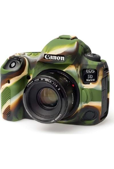 Dp Canon 5dmark Vı Kamuflaj Silikon Kılıf