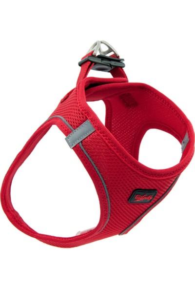 Tailpetz Air Mesh Köpek Göğüs Tasması 2xsmall Kırmızı