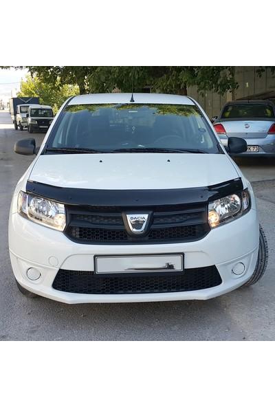 Cappafe Dacia Sandero Ön Kaput Koruyucu Rüzgarlığı 2012- Yılı ve Sonrası