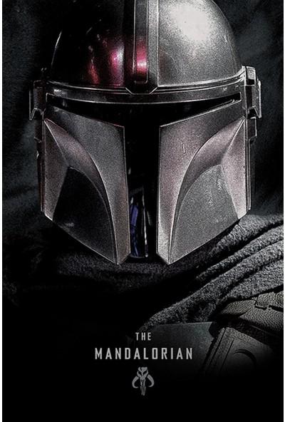 Maxi Poster Star Wars: The Mandalorian (Dark)