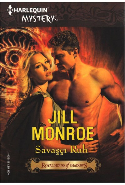 Harlequin Savaşçı Ruh - Jill Monroe
