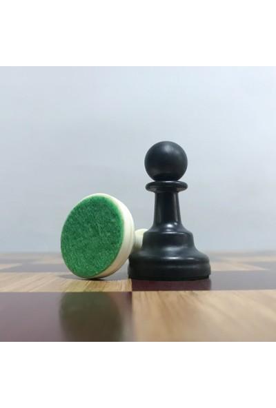 Yeni Satranç Amerikan Plastik Satranç Taşları