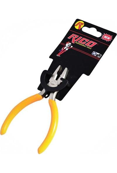 Rico 01-RC0235 Steel Elektronikçi Mini Pense 12 cm