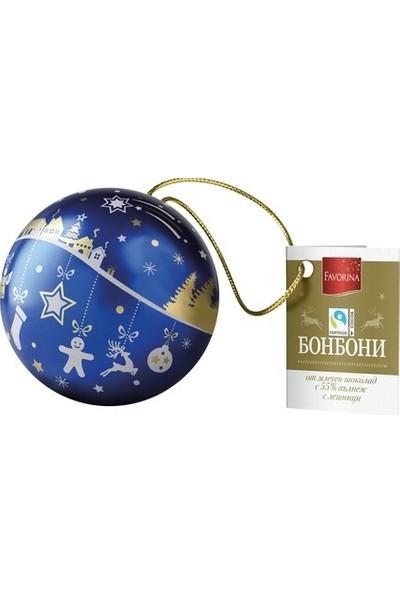Favorina Çikolatalı Noel Top 30 gr