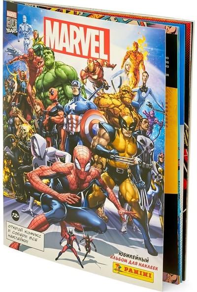 Panini Marvel 80 Yıl Albüm