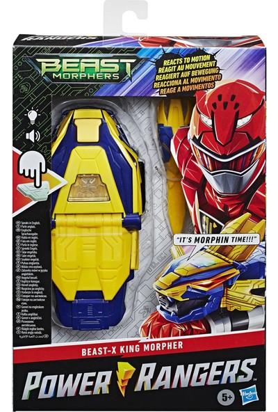 Power Rangers Beast Morphers Elektronik Beastx King Morpher E7538