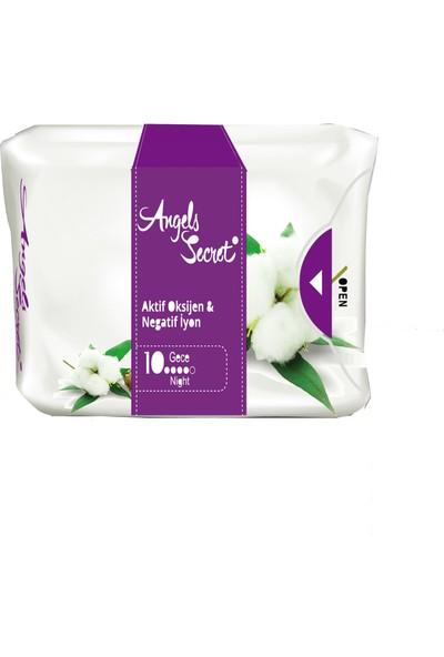 Angels Secret Extra Gece Paketi-2 Gece+2 Gece Extra