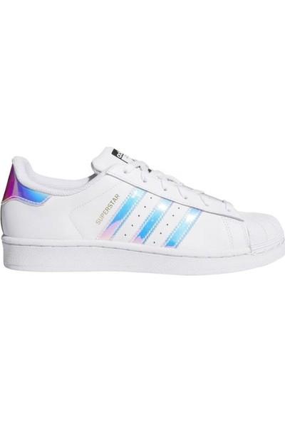 Adidas Kadın Spor Ayakkabı - Superstar - AQ6278