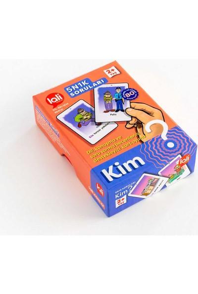 Lali Yayınları 5N1K Konuşma Becerilerini Destekleyici Kart Oyunu 6'lı Set