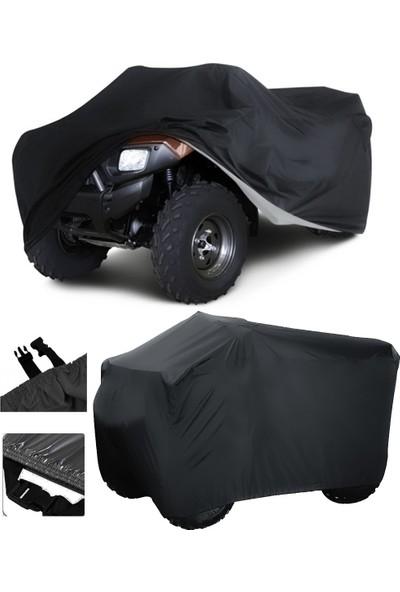 Coverplus Polaris Sportsman Touring 570 Eps Sp Atv Brandası -Siyah