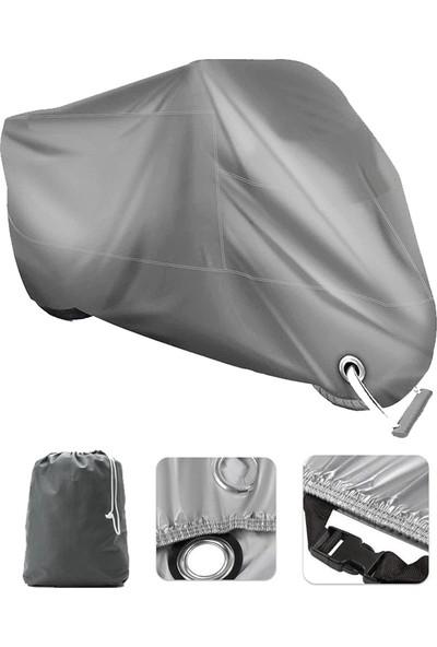 Coverplus Lifan LF200GY-2 Vinleks Motor Brandası (Bağlantı, Kilit Uyumlu)