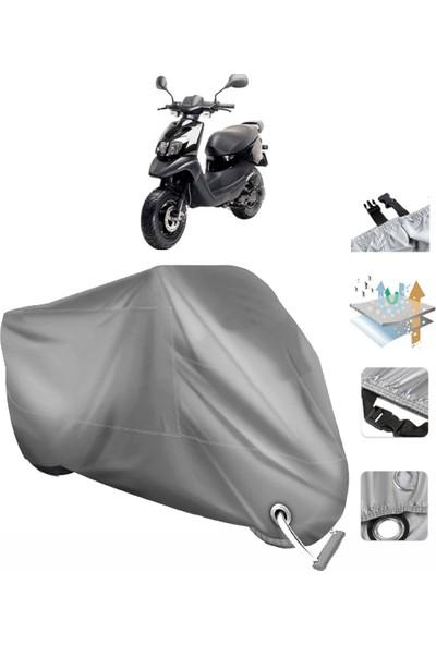 Coverplus Peugeot Trekker 100 Vinleks Motor Brandası Arka Çanta Uyumlu