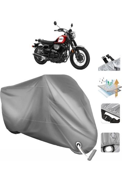 Coverplus Yamaha SCR950 Vinleks Motor Brandası (Bağlantı, Kilit Uyumlu)