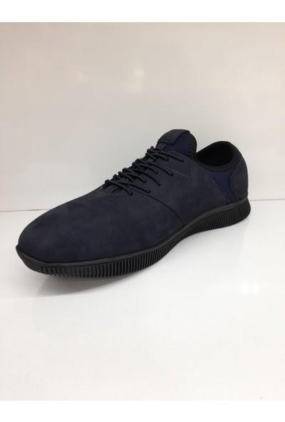 Carfier 1958 Nubuk Deri Erkek Ayakkabısı