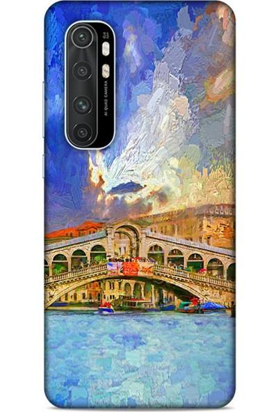 Lopard Cityx (37) Xiaomi Mi Note 10 Lite Kılıf Silikon Kapak Desenli