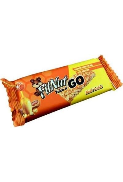 Fitnut Go Bar 40 gr x 16 Adet