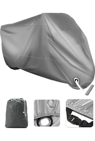 Autoen Bisan Sardes 125 Vinleks Motor Brandası (Bağlantı, Kilit Uyumlu)