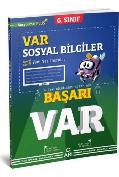 Arı Yayınları 6. Sınıf Var Sosyal Bilgiler Soru Bankası