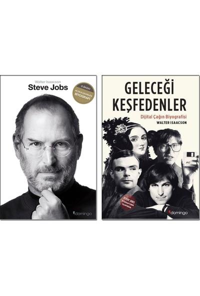 Steve Jobs - Geleceği Keşfedenler - Walter İsaacson 2 Kitap Set