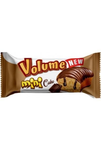 Volume Kakao Kaplamalı Çikolata Soslu Kek 25 gr x 24'lü