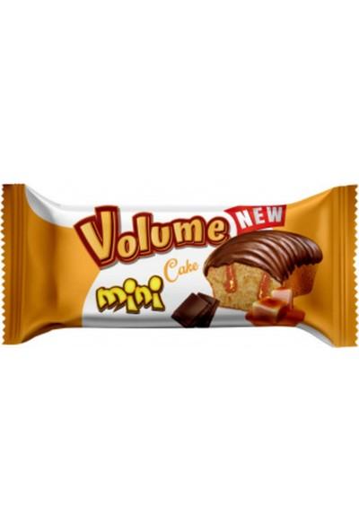 Volume Kakao Kaplamalı Karamel Soslu Kek 25 gr x 24'lü