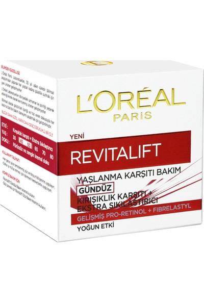 L'Oréal Paris Revitalift Yaşlanma Karşıtı Gündüz Bakım Kremi