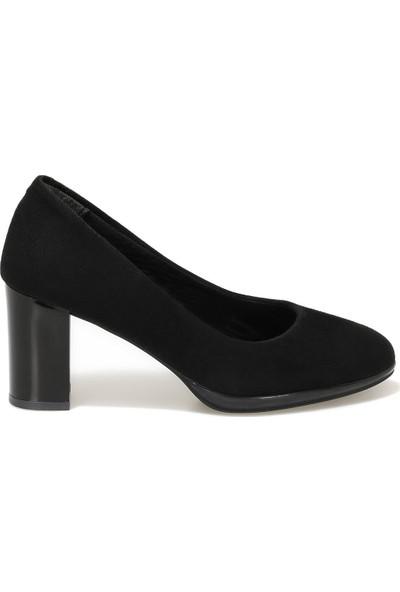 Miss F DW20022S Siyah Kadın Gova Ayakkabı