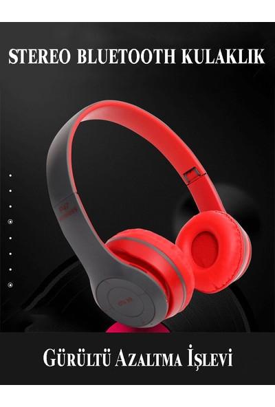 Qozie Sd Kart Girişli Fm Bluetooth 5.0 Kulaklık