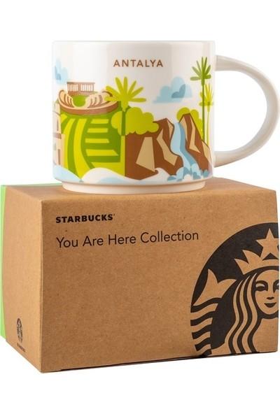 Starbucks® Şehir Temalı Kupa Serisi - Antalya 414 ml