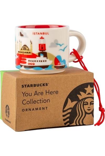 Starbucks® Şehir Temalı Kupa Serisi - Istanbul 59 ml