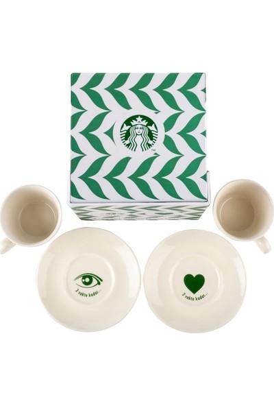 Starbucks® 2'li Türk Kahvesi Sunum Seti