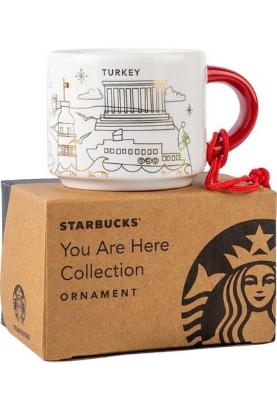 Starbucks® Yılbaşı Özel Şehir Temalı Kupa Serisi - Türkiye 59 ml
