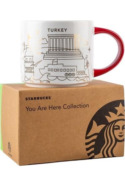 Starbucks® Yılbaşı Özel Şehir Temalı Kupa Serisi - Türkiye 414 ml