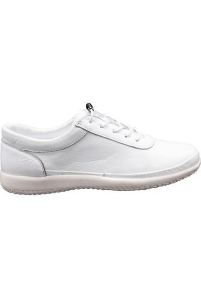Barmea Z2020 Beyaz Günlük Ayakkabı