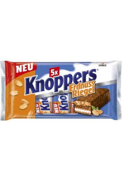 Knoppers Erdnussriegel 5x4 200 gr