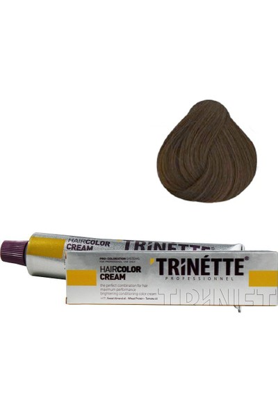 Trinette Tüp Boya 6.35 Çikolata Kahve 60 ml