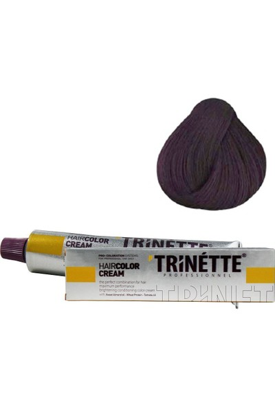 Trinette Tüp 6.22 Kestane Bakır 60 ml