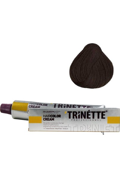 Trinette Tüp Boya 6.3 Koyu Dore Kumral 60 ml