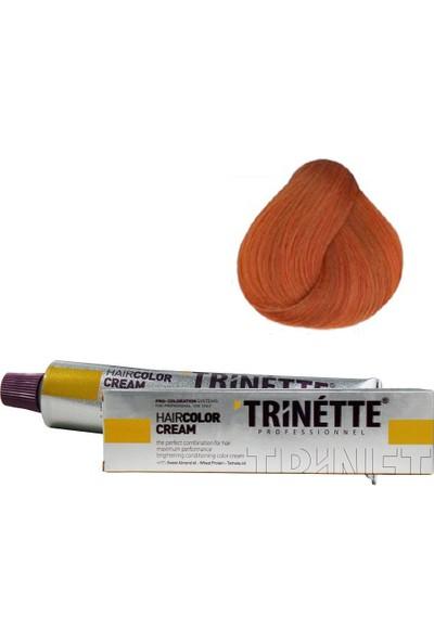 Trinette Tüp Boya 9.73 Sarı Dore Kahve 60 ml