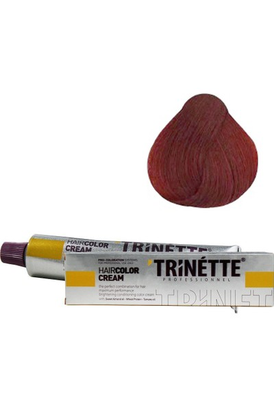 Trinette Tüp Boya 5.73 Kestane Dore Kahve 60 ml