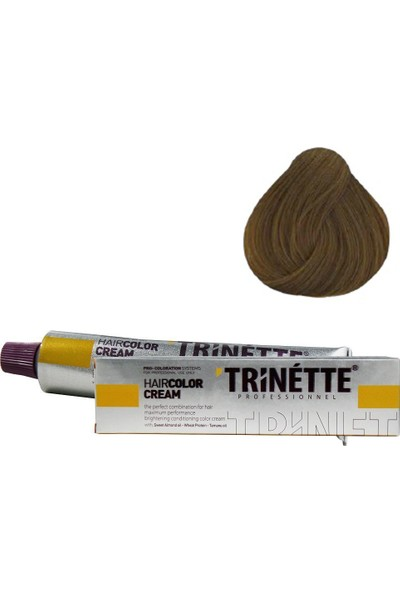 Trinette Tüp 7.6 Kızıl Kumral 60 ml